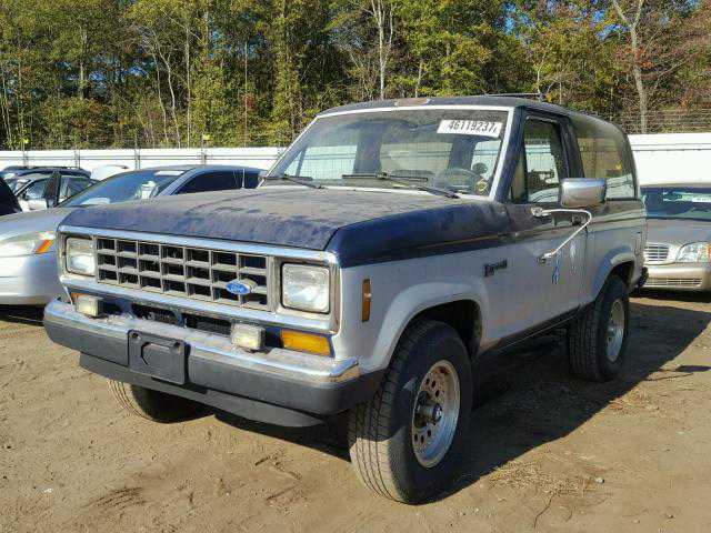 Service Manual Ford Bronco Ll  kdmobide