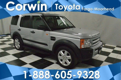 SALAG25448A450238 Land Rover Discovery III (IV) / LR4 HSE 7 seats 2008