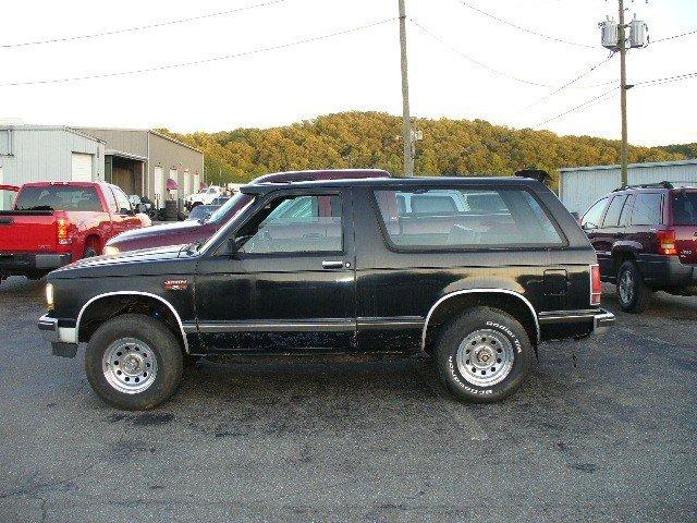 1985 GMC S15 JIMMY for Sale in Altavista, VA | 1G5CT18B4F0532657