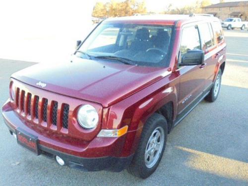 1C4NJPBA1ED601368 Jeep Patriot / Compass / Wrangler / Cherokee 2014