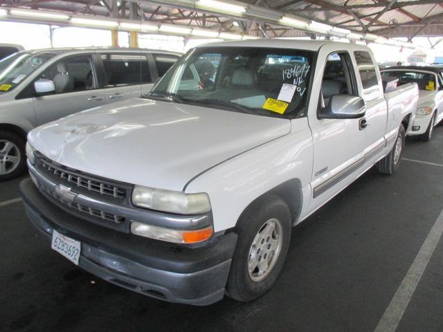 2GCEC19T6Y1184697 Chevrolet Silverado 1500 2000