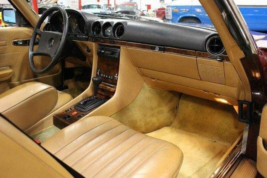 ... 1984 MERCEDES BENZ 380SL For Sale In Grand Rapids, MI   $8900.00 ...
