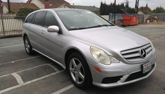 2006 mercedes benz r500 for sale in gardena ca for Mercedes benz r500