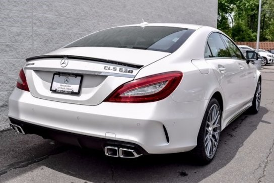 2016 MERCEDES BENZ CLS63 AMG For Sale In North Olmsted, OH   $128840.00 ...