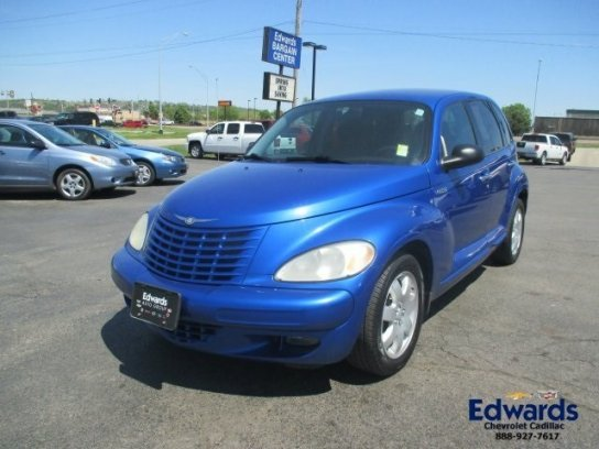 2004 chrysler pt cruiser for sale in council bluffs ia. Black Bedroom Furniture Sets. Home Design Ideas