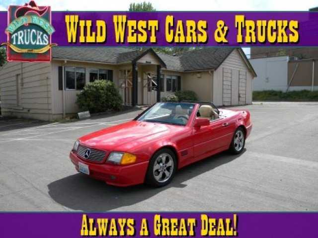 Wild West Cars And Trucks >> 1990 Mercedes Benz Sl Class For Sale In Seattle Wa Wdbfa66e8lf012281