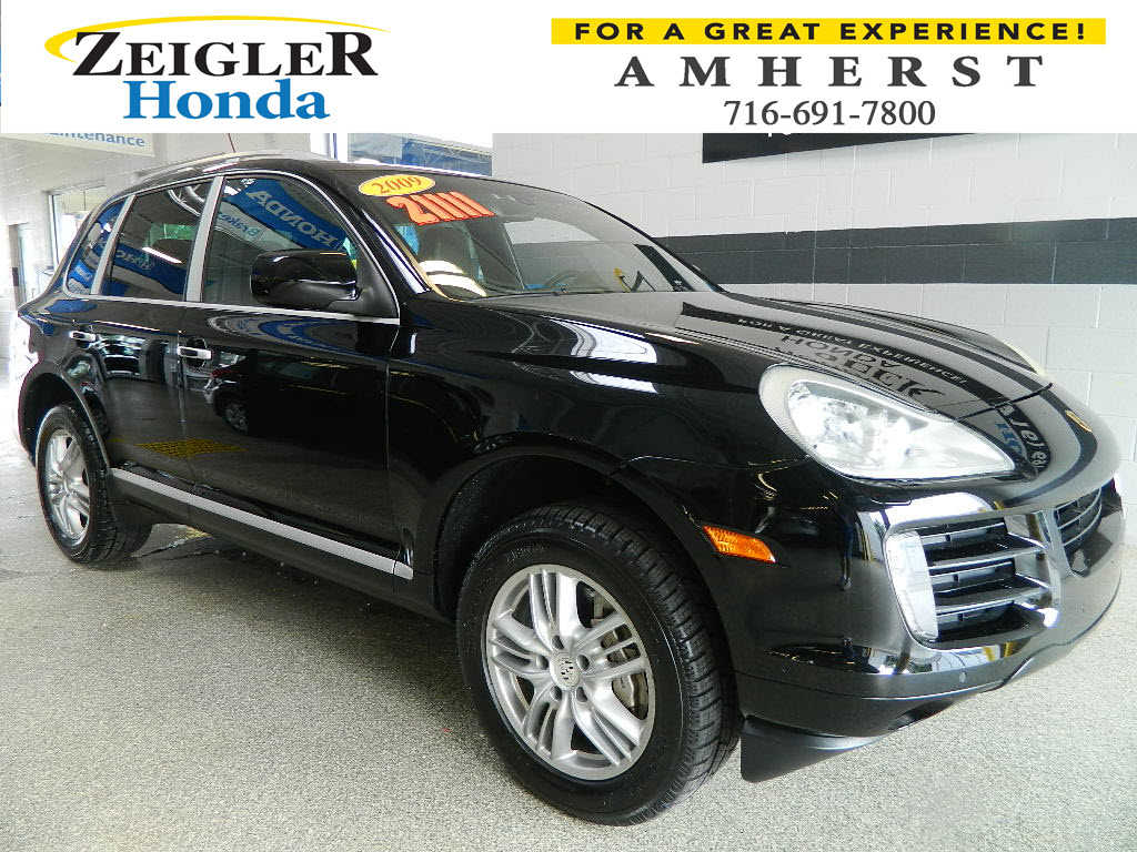 2009 porsche cayenne s for sale in amherst ny for Zeigler honda service