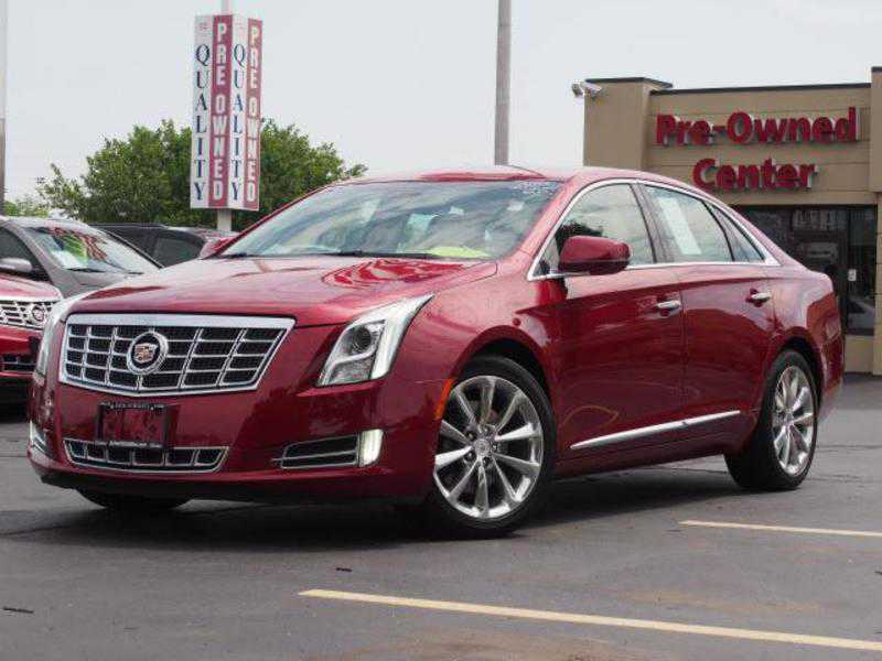 2G61P5S3XD9215873 Cadillac XTS 2013