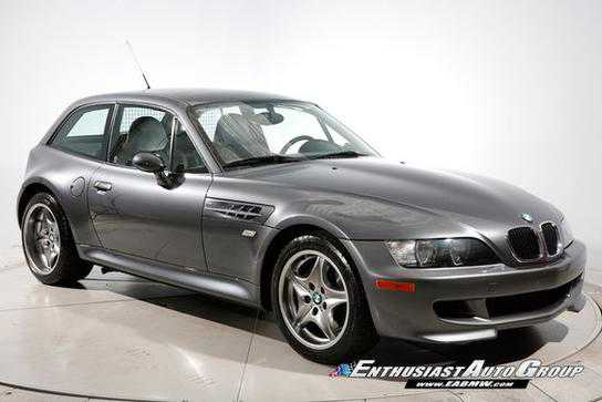 2001 BMW M COUPE for Sale in Cincinnati OH  WBSCN93481LK60205