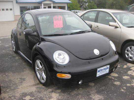 2004 volkswagen beetle for sale in seymour wi. Black Bedroom Furniture Sets. Home Design Ideas