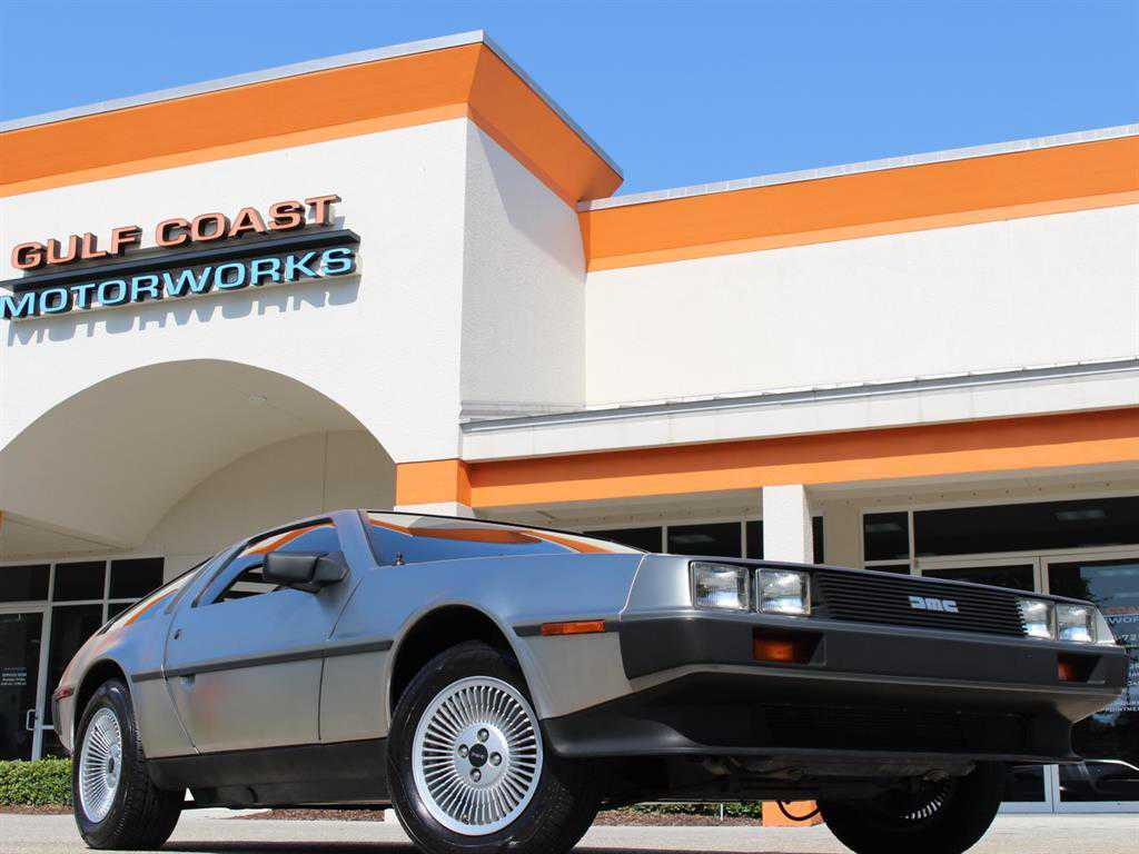 Delorean for sale for Used car motor mall gr