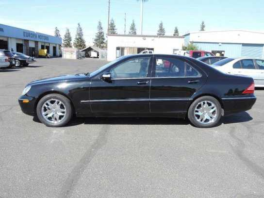 2006 Mercedes Benz S350 For Sale In Modesto Ca