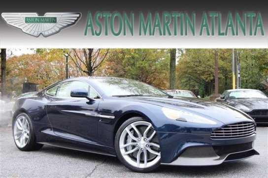 ASTON MARTIN VANQUISH For Sale In Atlanta GA SCFLMCFUGGJ - Aston martin atlanta