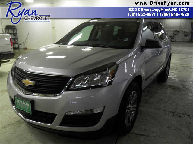 2017 chevrolet traverse ls for sale in minot nd 1gnkvfkd6hj192521. Cars Review. Best American Auto & Cars Review