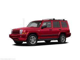 Jeep Commander 2006 $7990.00 incacar.com