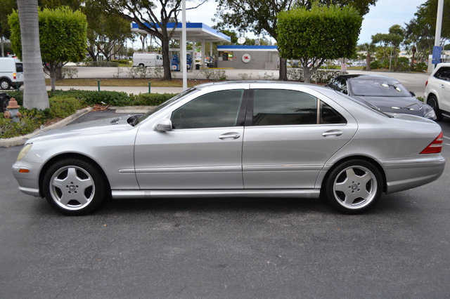 ... 2001 MERCEDES BENZ S55 AMG For Sale In Delray Beach, FL   $9995.00 ...