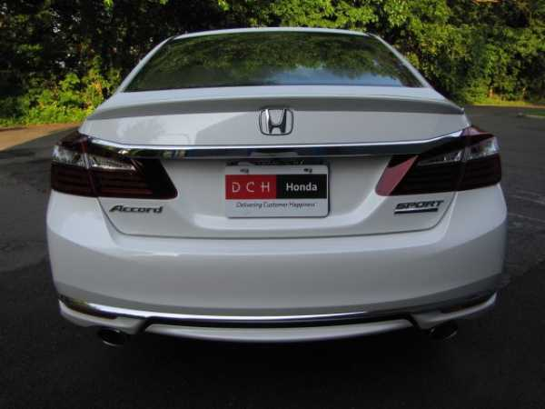 2017 HONDA ACCORD SPORT For Sale In Old Bridge Township, NJ   $24821.00 ...