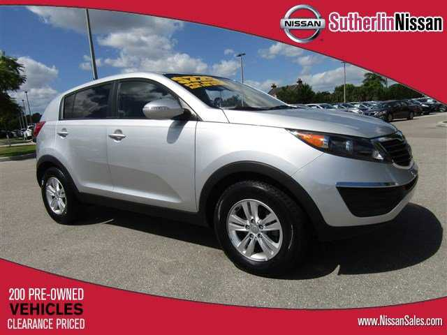 2011 kia sportage for sale in fort myers fl kndpb3a25b7078648. Black Bedroom Furniture Sets. Home Design Ideas