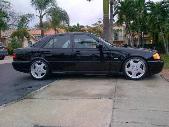 2000 mercedes benz c43 amg for sale in miami fl for Mercedes benz for sale miami