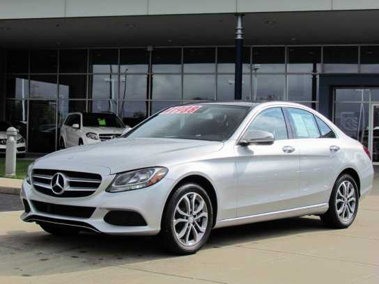 2016 mercedes benz c300 for sale in cincinnati oh for Mercedes benz of cincinnati