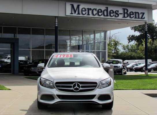 2016 Mercedes Benz C300 For Sale In Cincinnati Oh