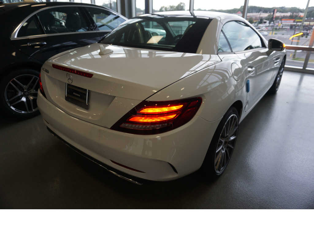 2017 MERCEDES BENZ SLK300 For Sale In Fort Washington, PA   $60275.00 ...