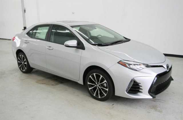 2017 Toyota Corolla Xse For Sale In Lexington Ky