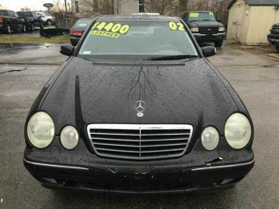 2002 mercedes benz e430 for sale in milford oh for 2002 mercedes benz e430