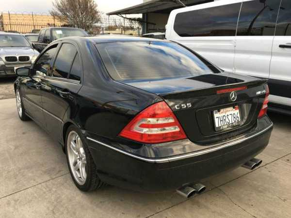 2005 mercedes benz c55 amg for sale in bellflower ca for 2005 mercedes benz c55 amg for sale