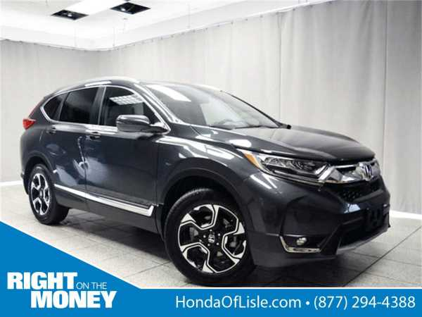 2017 honda cr v touring for sale in lisle il for Honda of lisle service