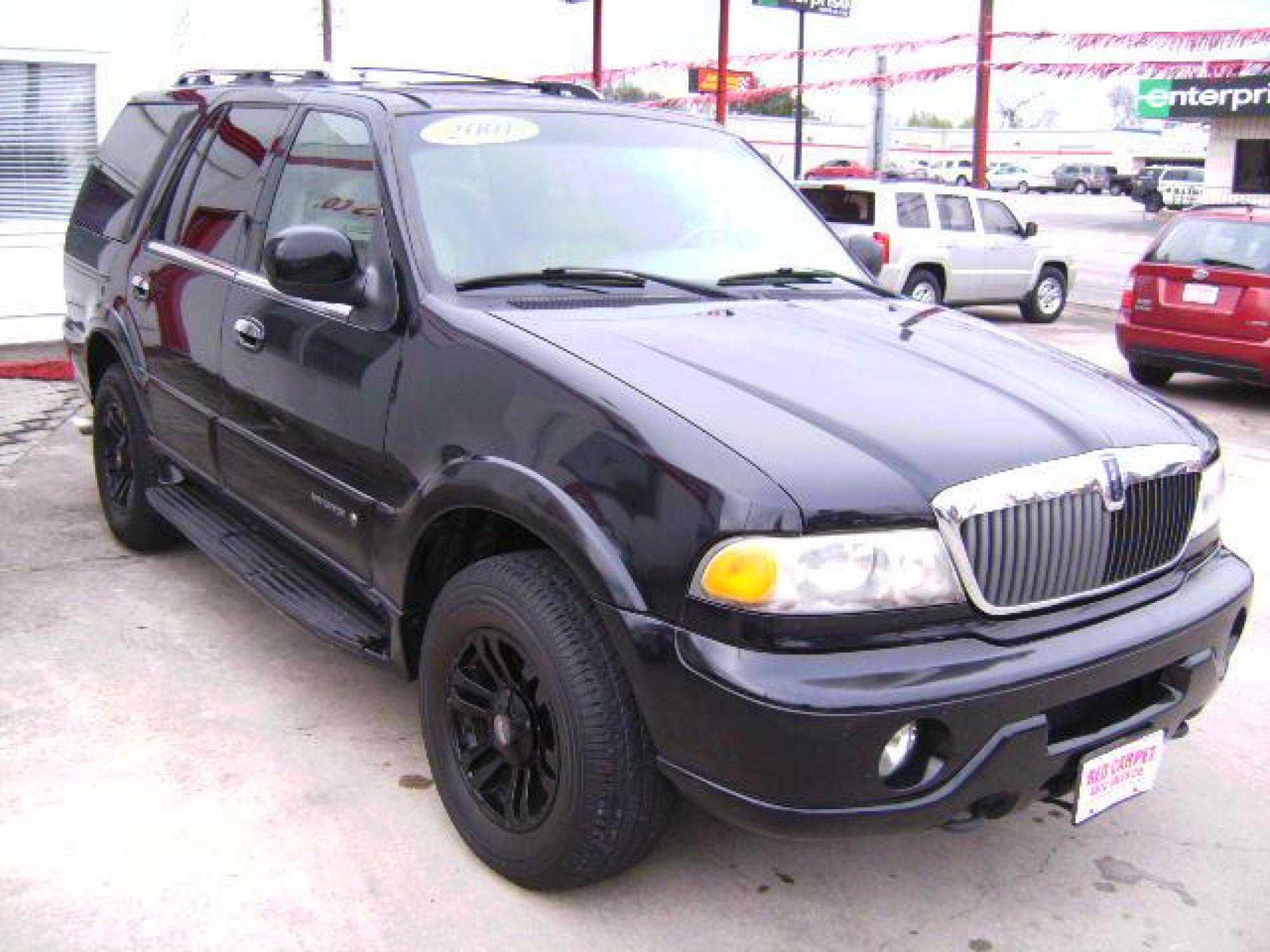 2001 lincoln navigator for sale in seguin tx. Black Bedroom Furniture Sets. Home Design Ideas