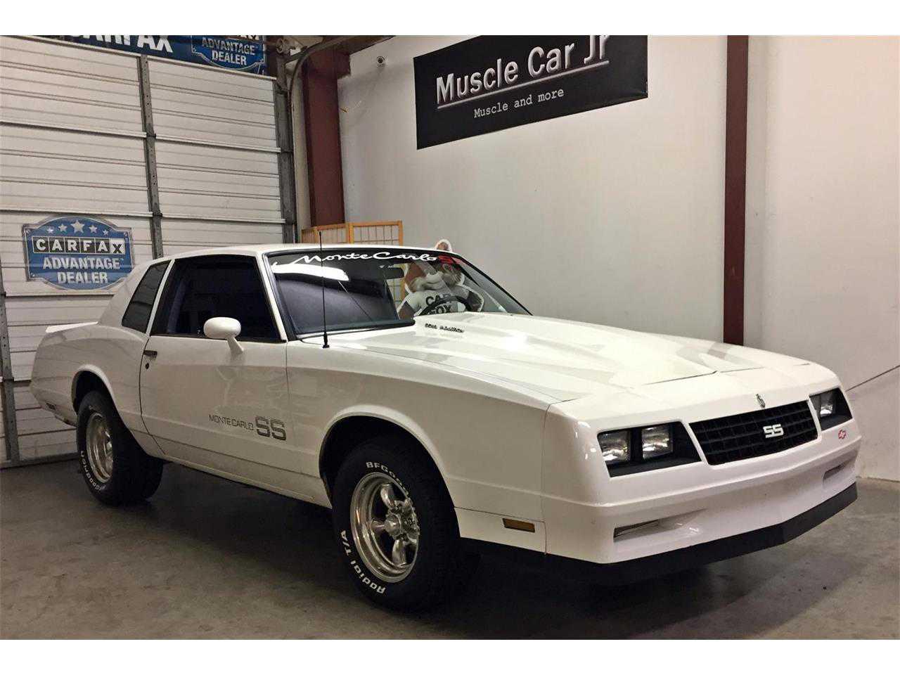 1984 Chevrolet Monte Carlo SS for sale in Alpharetta, GA