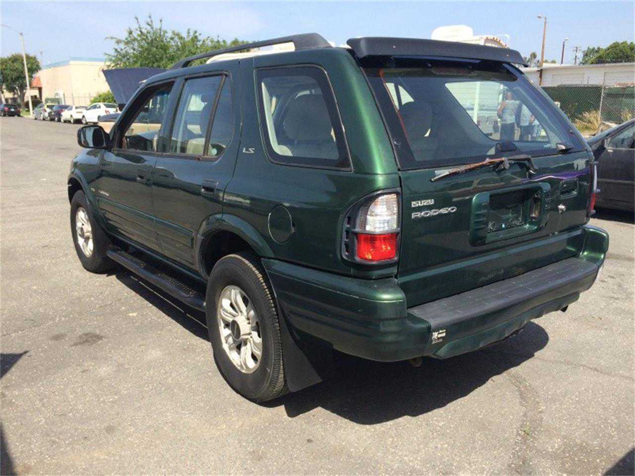 2000 Isuzu Rodeo For Sale In Blosser Ranch Nv