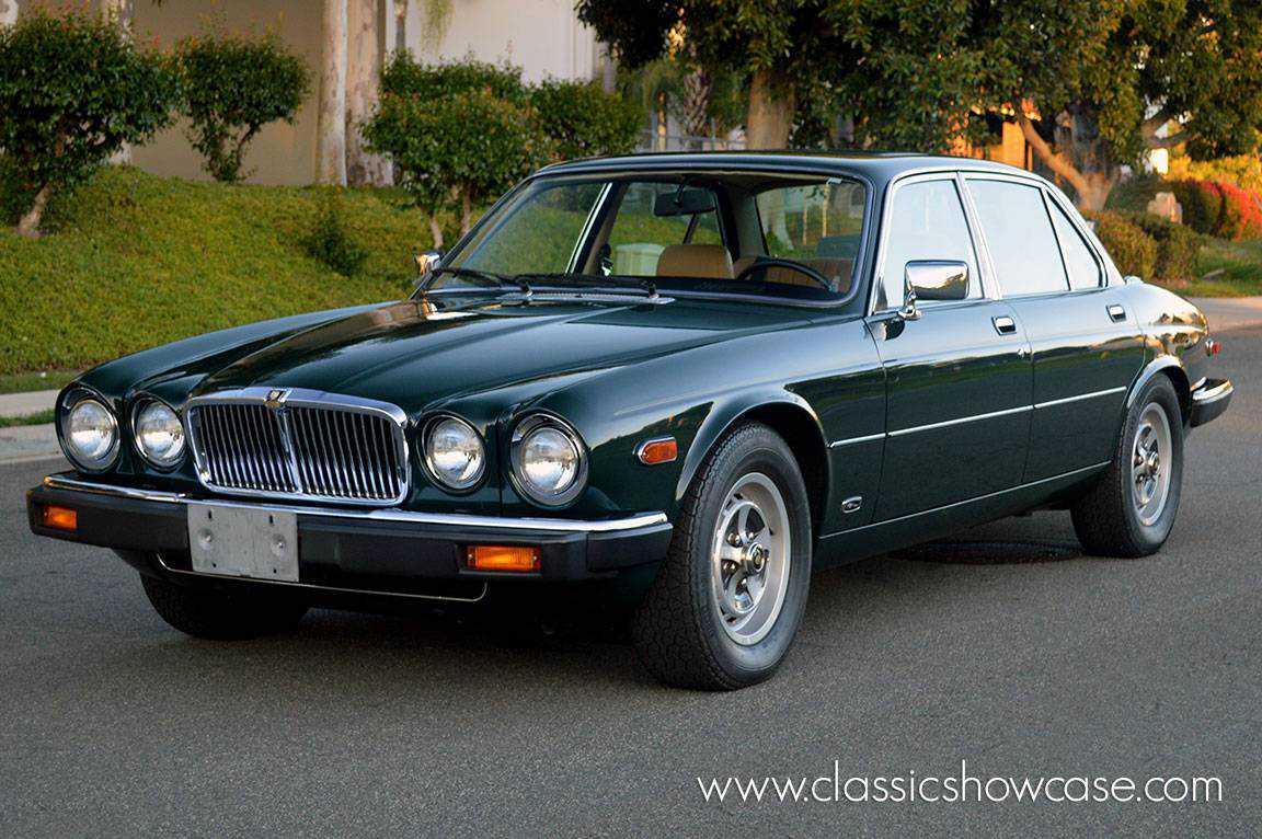 1986 Jaguar XJ6 for sale in Oceanside, CA   SAJAV1346GC452300