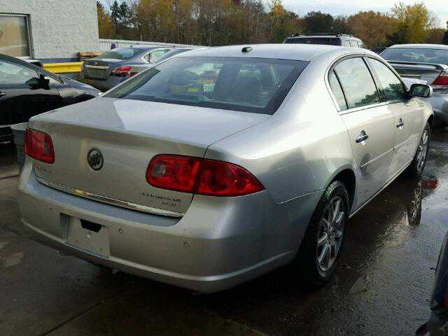 2006 Buick Lucerne Recalls >> 2008 BUICK LUCERNE CX for sale in HAM LAKE, MN | 1G4HD57258U170771