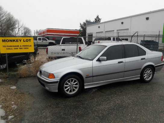 BMW I For Sale In Boise ID WBACDWAV - 1998 bmw 328i for sale