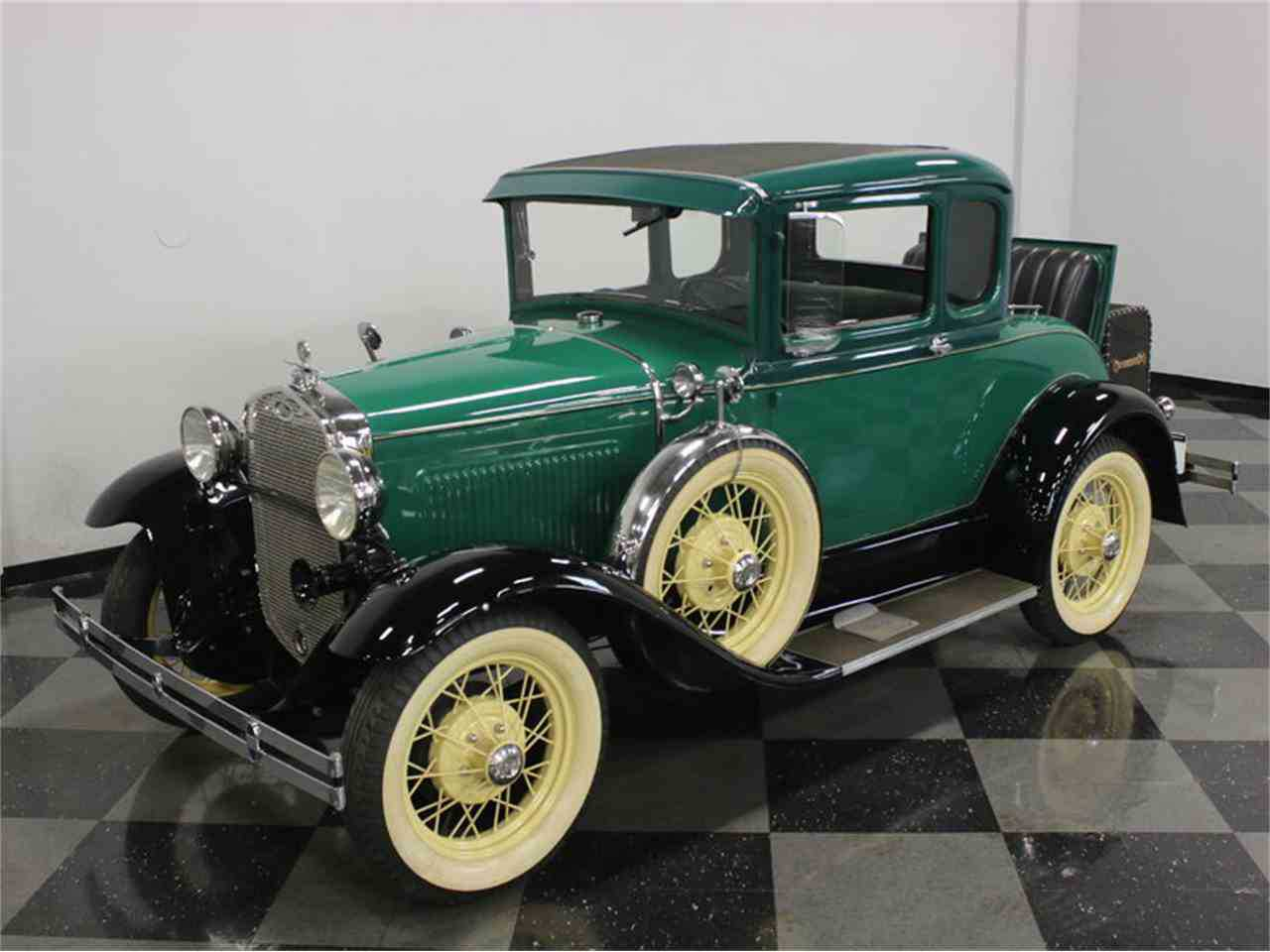 1930 Ford A Deluxe Coupe for sale in Fort Worth, TX | A2693893