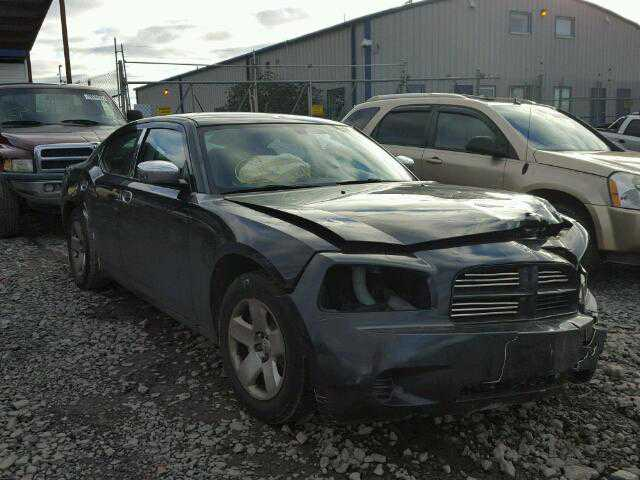 2008 DODGE CHARGER for sale in PENNSBURG, PA   2B3KA43R08H324016