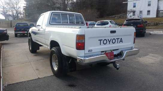 ... 1992 TOYOTA PICKUP For Sale In Watertown, CT   $6798.00 ...