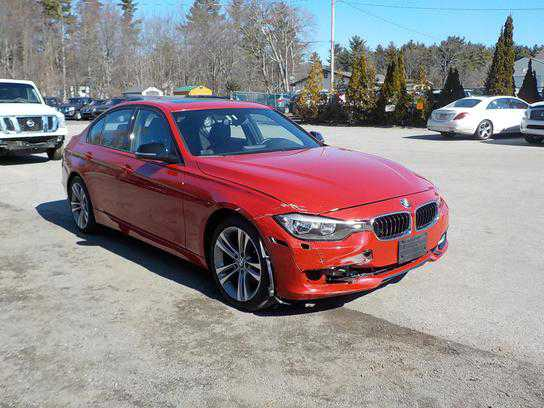 2014 BMW 328I XDRIVE for Sale in Plaistow NH  WBA3B5G53ENS08421