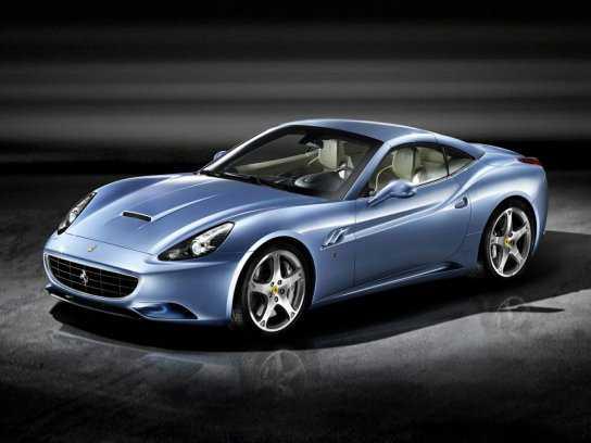 Ferrari California 2010 $94995.00 incacar.com