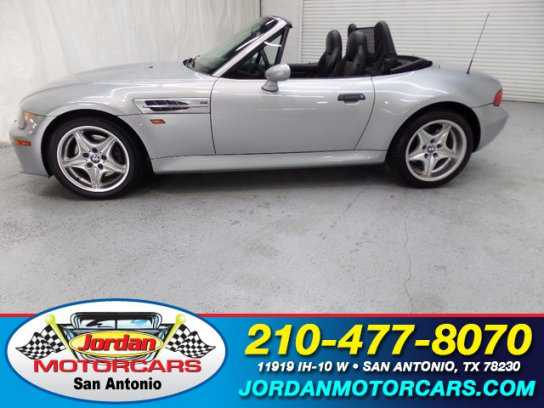 1998 Bmw M Roadster For Sale In San Antonio Tx Wbsck9330wlc87649