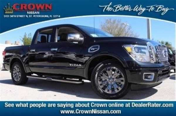 2017 nissan titan for sale in saint petersburg fl 1n6aa1e66hn500535. Black Bedroom Furniture Sets. Home Design Ideas