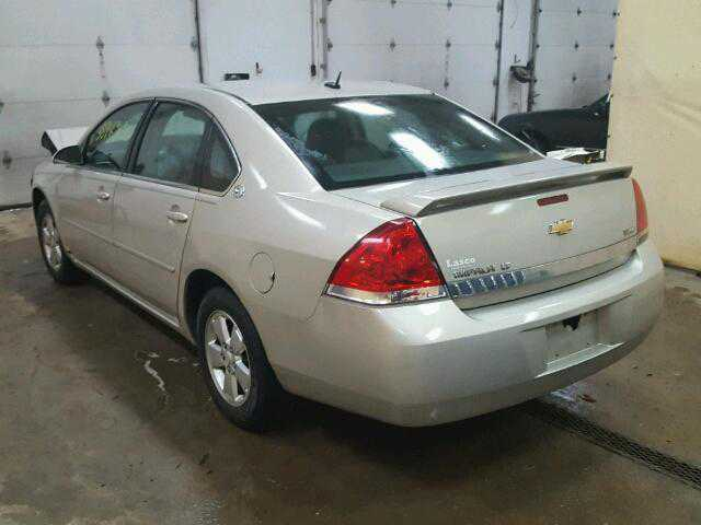 2008 chevrolet impala lt for sale in davison mi. Black Bedroom Furniture Sets. Home Design Ideas
