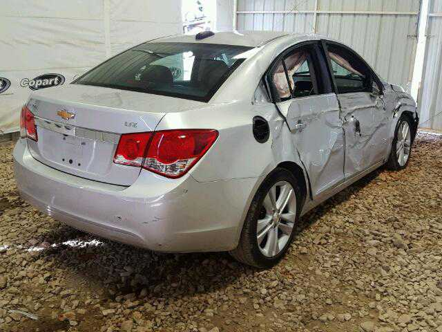 2016 CHEVROLET CRUZE LIMI for sale in CHINA GROVE, NC 1G1PG5SB3G7224427