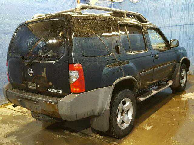 2004 nissan xterra xe for sale in adamsburg pa. Black Bedroom Furniture Sets. Home Design Ideas