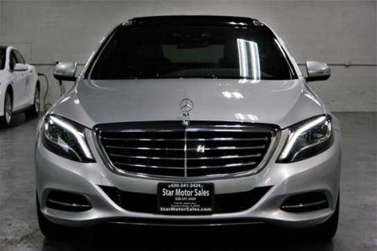 2015 MERCEDES BENZ S550 For Sale In Jackson, MS   $73000.00 ...