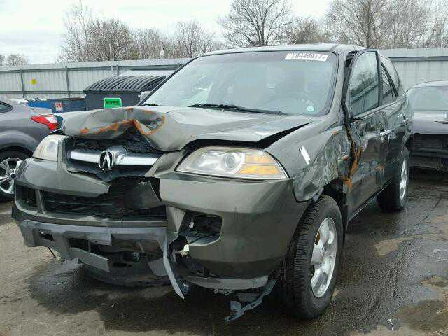 2006 ACURA MDX for Sale in HAM LAKE, MN | 2HNYD18276H513828