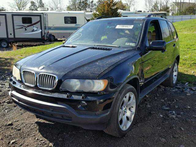 2002 bmw x5 4 4i for sale in pennsburg pa 5uxfb33502lh35285. Black Bedroom Furniture Sets. Home Design Ideas