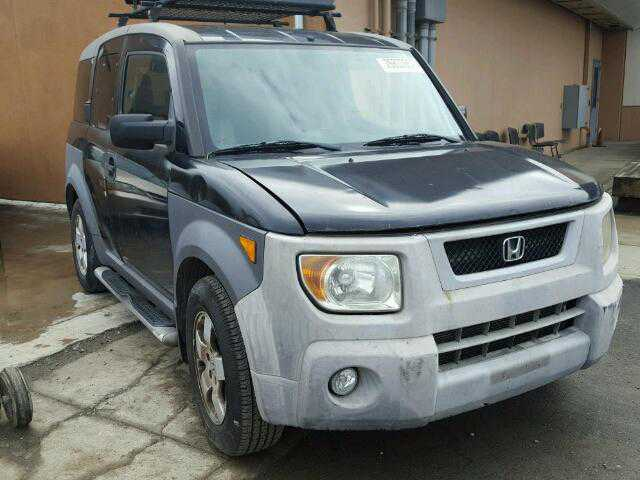 2003 honda element ex for sale in hayward ca. Black Bedroom Furniture Sets. Home Design Ideas